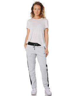 LIGHT GREY HEATHER WOMENS CLOTHING RIP CURL PANTS - GPAEQ13233
