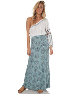 SEA WOMENS CLOTHING TIGERLILY SKIRTS - T372271SEA