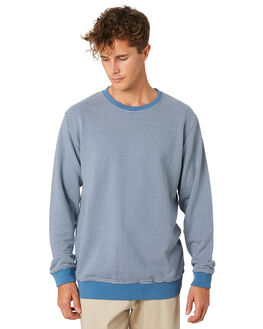 NAVY MENS CLOTHING SWELL JUMPERS - S5193441NAVY