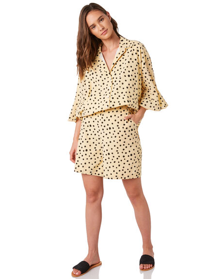 PRINT WOMENS CLOTHING ZULU AND ZEPHYR SHORTS - ZZ2884PRNT