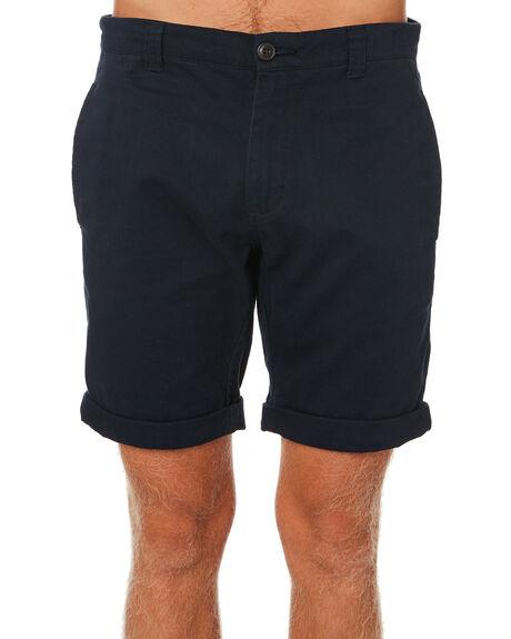 NAVY MENS CLOTHING ACADEMY BRAND SHORTS - 20S600NVY
