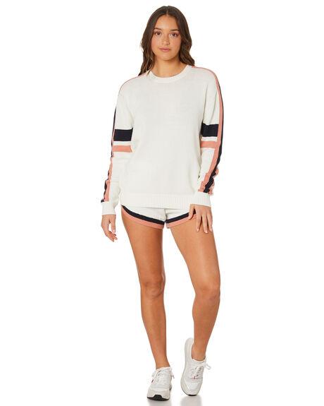 WHITE WOMENS CLOTHING THE UPSIDE ACTIVEWEAR - USW321104WHT