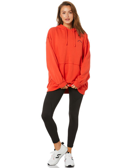 RED WOMENS CLOTHING THE UPSIDE JUMPERS - USW221002RED
