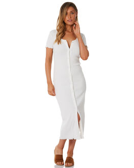NATURAL WOMENS CLOTHING THE BARE ROAD DRESSES - 991141-01NAT