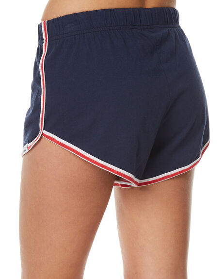 NAVY WOMENS CLOTHING AFENDS SHORTS - 52-01-094NAVY
