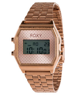 ROSE GOLD WOMENS ACCESSORIES ROXY WATCHES - ERJWD03291XMMY