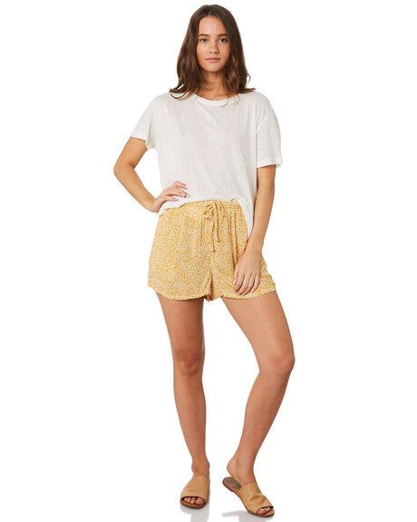 APRICOT WOMENS CLOTHING O'NEILL SHORTS - 5421703APT