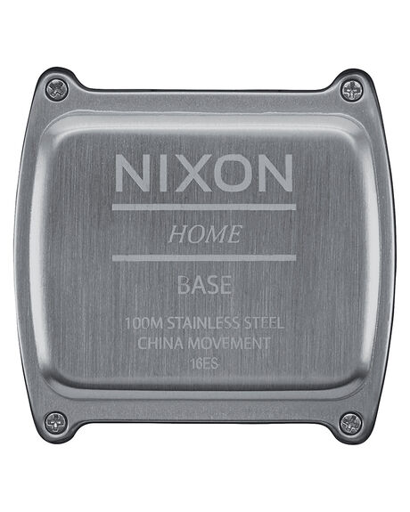 ALL GUNMETAL MENS ACCESSORIES NIXON WATCHES - A1107632