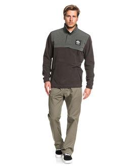 RAVEN MENS CLOTHING QUIKSILVER JUMPERS - EQMFT03044-KSQ0