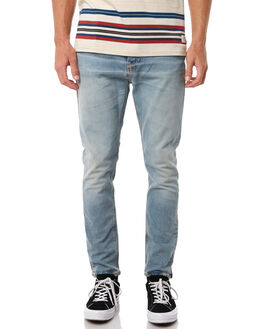 PALE SURFACE MENS CLOTHING NUDIE JEANS CO JEANS - 112635PALE