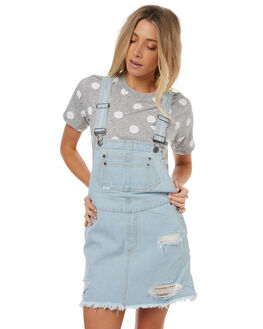 ICY WOMENS CLOTHING RVCA PLAYSUITS + OVERALLS - R272753ICY