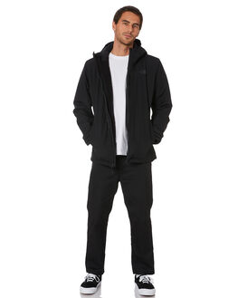 TNF BLACK MENS CLOTHING THE NORTH FACE JACKETS - NF0A3Y4WJK3