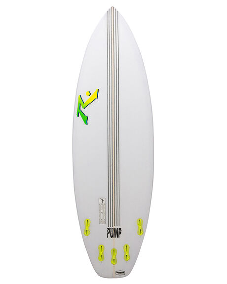 CLEAR SURF SURFBOARDS RUSTY PERFORMANCE - PUMPCLEAR
