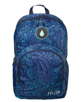 SMOKEY BLUE WOMENS ACCESSORIES VOLCOM BAGS - E6541601SMB