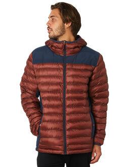 SPARROW INDIGO MENS CLOTHING BURTON JACKETS - 16471103601SPING