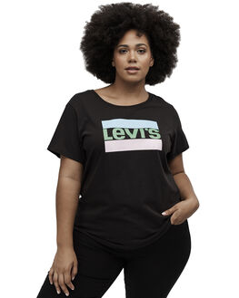 SPORTSWEAR METEORITE WOMENS CLOTHING LEVI'S TEES - C35790-0061