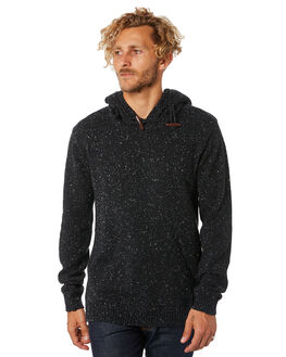 BLACK MENS CLOTHING RIP CURL KNITS + CARDIGANS - CSWEE10090