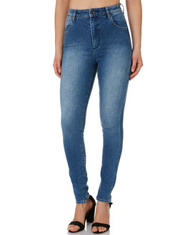 TUBLING DICE WOMENS CLOTHING WRANGLER JEANS - W-951406-LB1