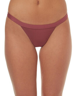 ROSE OUTLET WOMENS SWELL BIKINI BOTTOMS - S8171338RSE