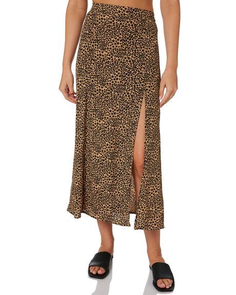 TROUBADOUR WOMENS CLOTHING RUE STIIC SKIRTS - SA-20-50-3TRBF