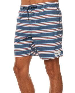 NAVY MENS CLOTHING RHYTHM BOARDSHORTS - APR17-JAM03NVY