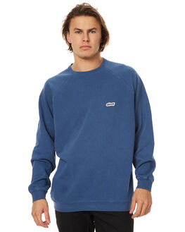 PIGMENT AIRFORCE MENS CLOTHING STUSSY JUMPERS - ST076217PAFRC