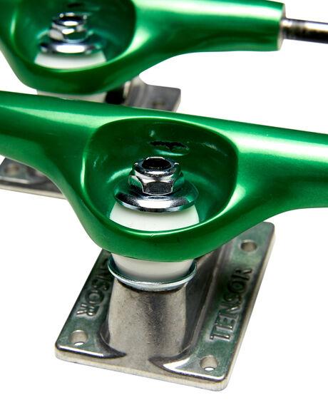 GREEN BOARDSPORTS SKATE TENSOR TRUCKS ACCESSORIES - 10415284GREEN