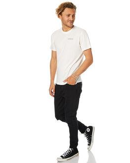 NATURAL MENS CLOTHING AFENDS TEES - 01-01-310NAT