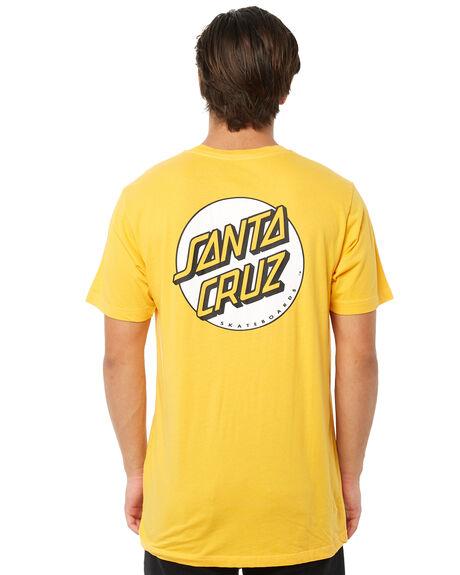 CUSTARD MENS CLOTHING SANTA CRUZ TEES - SC-MTA8820CSTD
