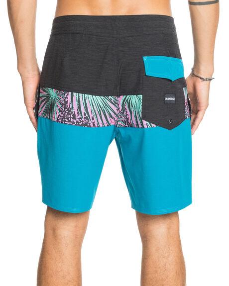 METEOR MENS CLOTHING QUIKSILVER BOARDSHORTS - EQYBS04495-KYG6