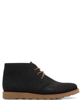 BLACK/BROWN MENS FOOTWEAR KUSTOM BOOTS - KS-K901102-BBW