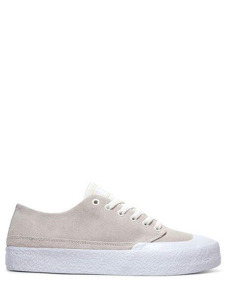 WHITE MENS FOOTWEAR DC SHOES SNEAKERS - ADYS300557-103