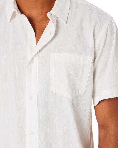NATURAL MENS CLOTHING STAY SHIRTS - SSH-20301NAT
