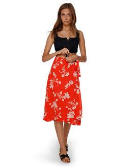MANDARIN WOMENS CLOTHING BILLABONG SKIRTS - BB-6591522-M02