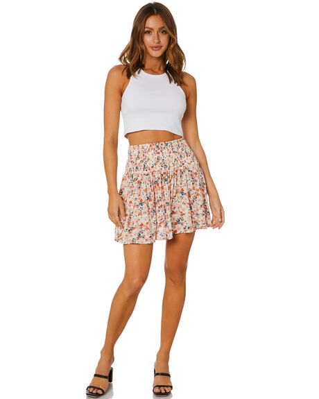 MULTI WOMENS CLOTHING MINKPINK SKIRTS - IS20F2430MUL