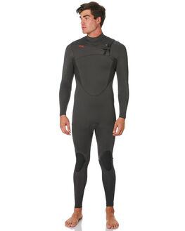 ALL JET BLACK BOARDSPORTS SURF XCEL MENS - MN32ZXC8JBJ