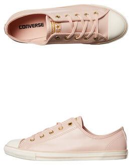 DUSK PINK WOMENS FOOTWEAR CONVERSE SNEAKERS - 557996DPINK