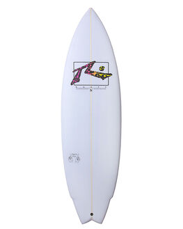 CLEAR SURF SURFBOARDS RUSTY PERFORMANCE - RUSTYTFCLEAR