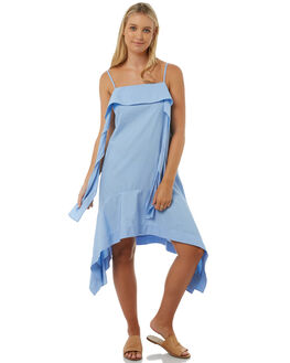 BLUE WOMENS CLOTHING CAMILLA AND MARC DRESSES - RCMD1477BLUE