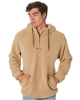 NATURAL MENS CLOTHING BILLABONG JUMPERS - 9595640MNAT