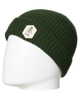 FOREST GREEN MARLE MENS ACCESSORIES COAL HEADWEAR - 7SCT-FGMA
