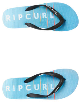 BLUE MENS FOOTWEAR RIP CURL THONGS - TCTA280070