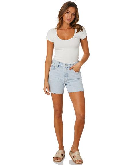 PARAMOUNT WOMENS CLOTHING LEE SHORTS - L-656921-PA4