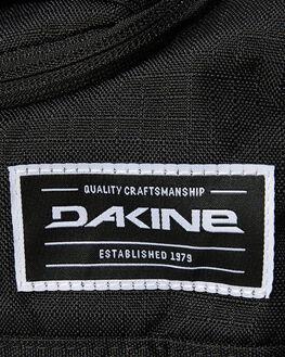 BLACK MENS ACCESSORIES DAKINE BAGS + BACKPACKS - 10001813BLK