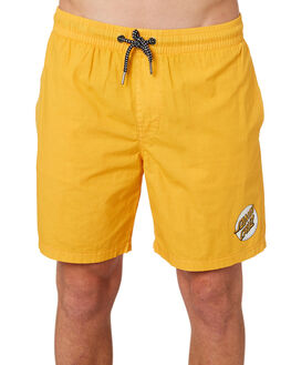 MUSTARD MENS CLOTHING SANTA CRUZ BOARDSHORTS - SC-MBC7611MUS