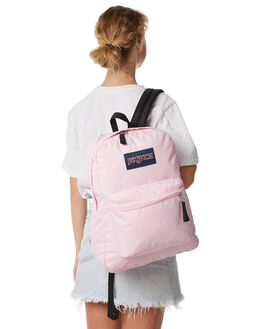 PINK MIST WOMENS ACCESSORIES JANSPORT BAGS + BACKPACKS - JST501JS3B7