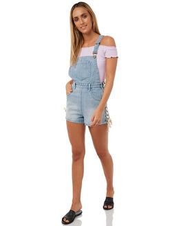 LIGHT VINTAGE WOMENS CLOTHING MINKPINK PLAYSUITS + OVERALLS - MD1705958LVTN