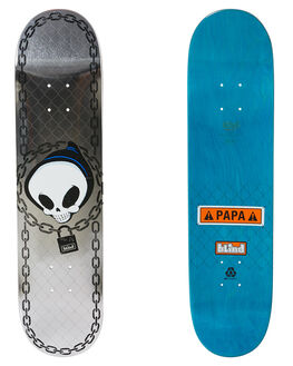 MICKY PAPA BOARDSPORTS SKATE BLIND DECKS - 10011588PAPA