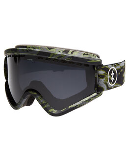 JET BLK SNOW ACCESSORIES ELECTRIC GOGGLES - EG1316700JBLK