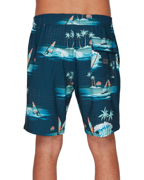 DARK BLUE MENS CLOTHING BILLABONG BOARDSHORTS - BB-9591418-B69